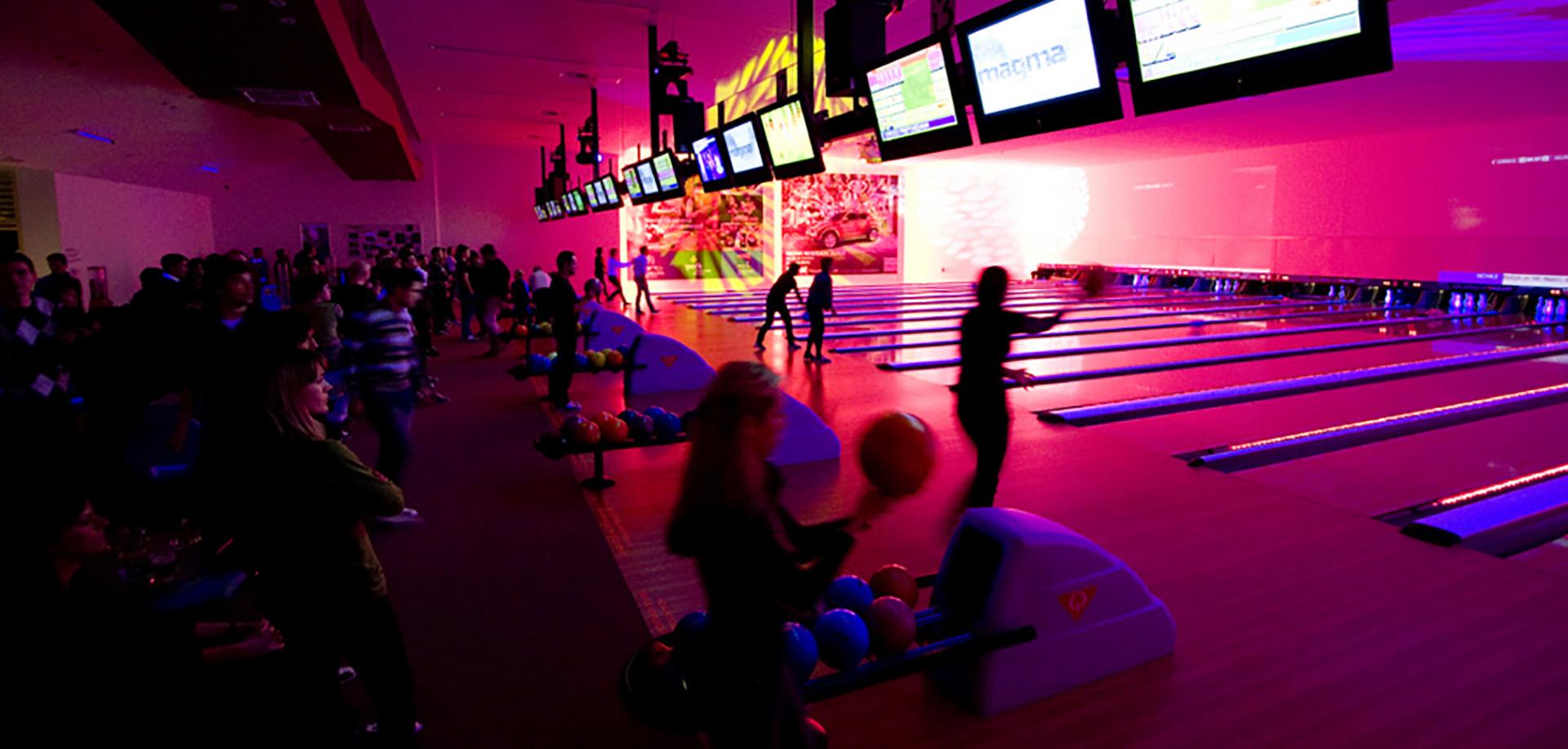 Slide bowling
